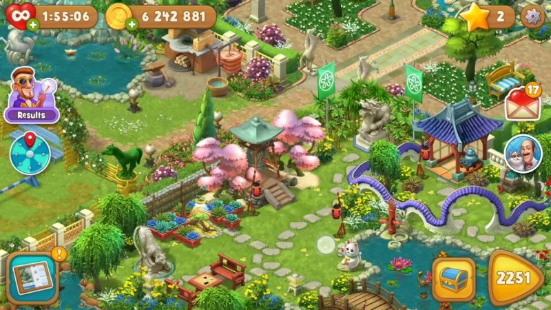 Gardenscapes: What is the Decor Catalog?