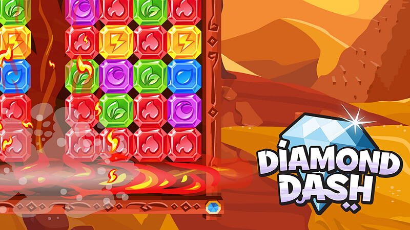 Diamond Dash: Tournaments & Battles