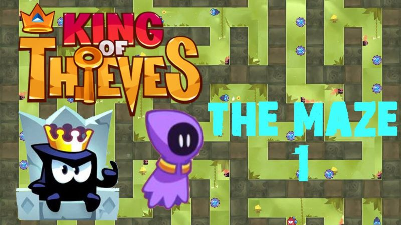 King of Thieves: The Maze and Crystal Tears