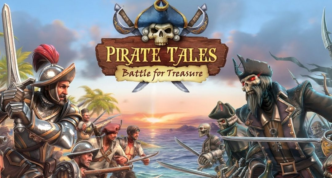 Pirate Ships and Tournaments in Pirate Tales: Battle for Treasure