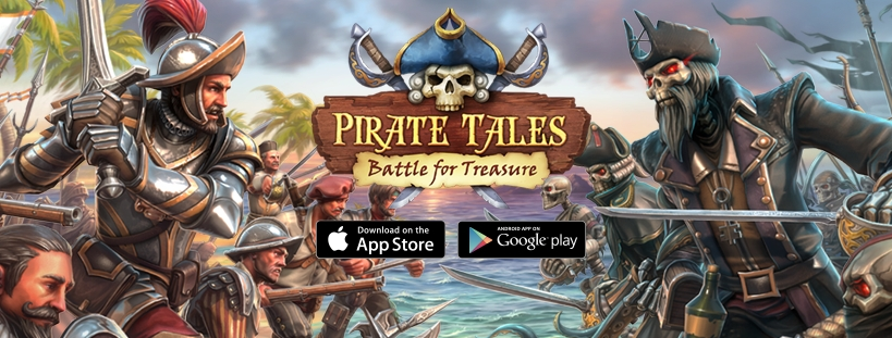 Pirate Tales: Battle for Treasure – How to get free silver, gold tickets and battle points?