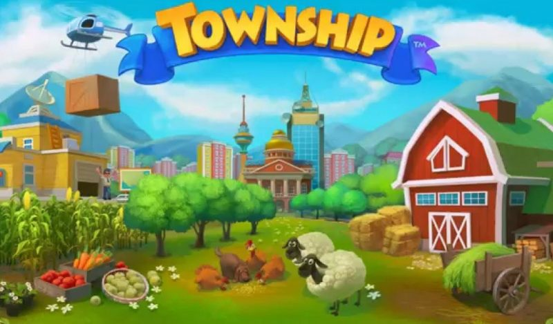 Township: Friends and player interaction