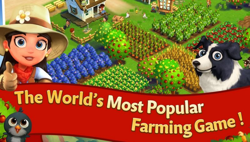 My barn is full, what can I do? – FarmVille 2: Country Escape